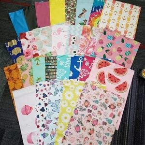 30 10X13 PICK YOUR OWN DESIGN POLYMAILER